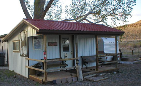 Nevada bed and breakfast vacation rentals for Cabin rentals in nevada